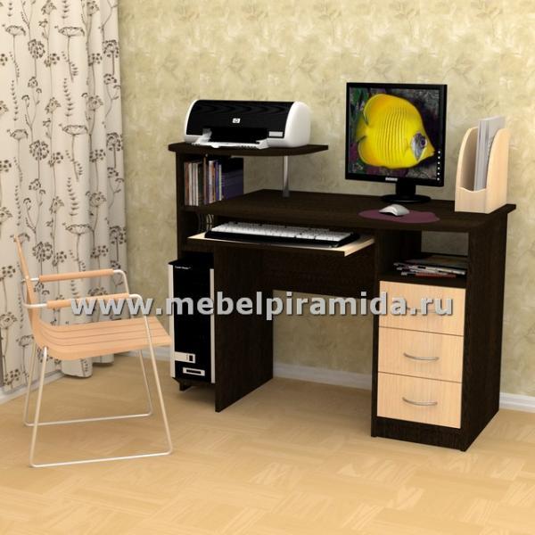 Стол компьютерный СК-4(Пирамида)