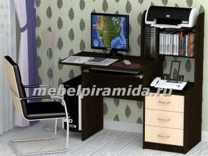 Фото Компьютерные столы Стол компьютерный СК-8(Пирамида)