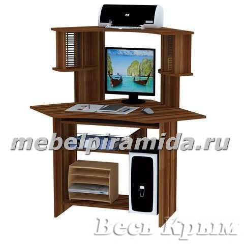 Пирамида-Стол компьютерный угловой СК-12 Компьютерные столы в Крыму