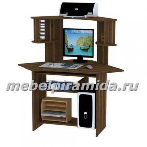Фото Компьютерные столы Стол компьютерный угловой СК-12(Пирамида)