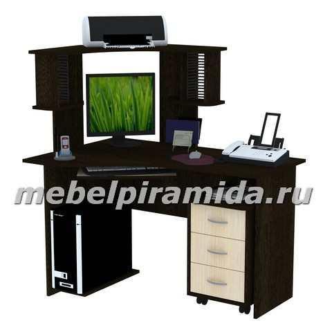 Стол компьютерный угловой СК-13(Пирамида)