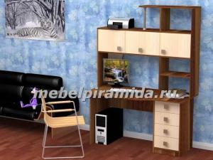 Фото Компьютерные столы Стол компьютерный СК-16(Пирамида)