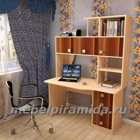 Фото Компьютерные столы Пирамида-Стол компьютерный СК-16