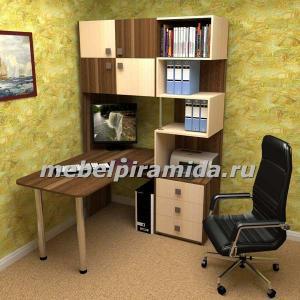 Фото Компьютерные столы Стол угловой компьютерный СК-17(Пирамида)