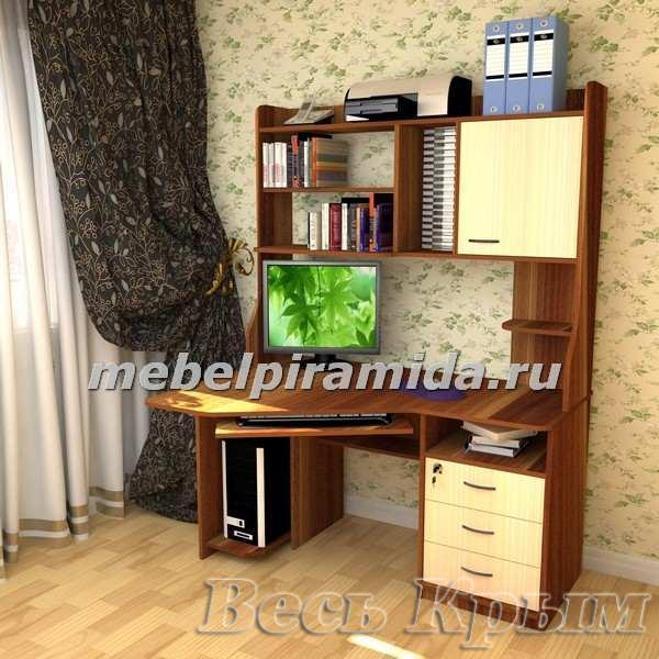 Пирамида-Стол компьютерный СК-25 Компьютерные столы в Крыму