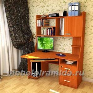 Фото Компьютерные столы Стол компьютерный СК-25(Пирамида)