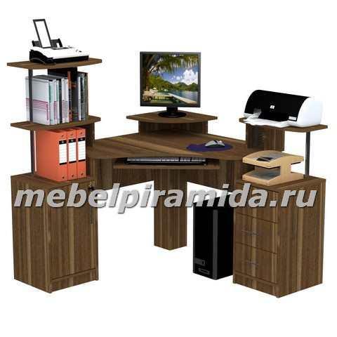 Фото Компьютерные столы Пирамида-Стол компьютерный СК-26
