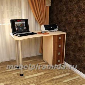 Фото Компьютерные столы Стол компьютерный СК-27(Пирамида)