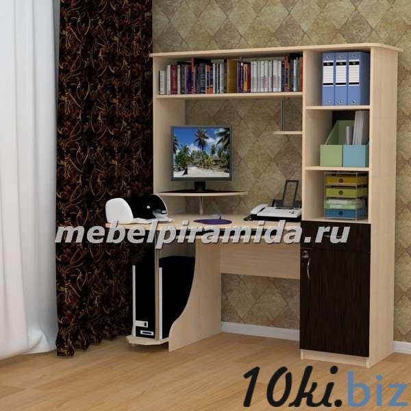 Стол угловой для офиса и дома СК-31(Пирамида) Компьютерные столы в Украине