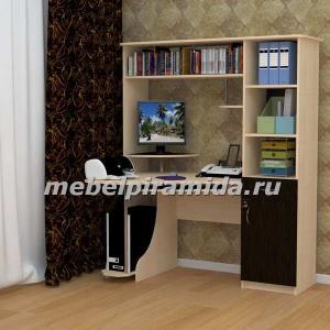 Фото Компьютерные столы Стол угловой для офиса и дома СК-31(Пирамида)