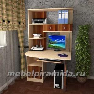 Фото Компьютерные столы Стол компьютерный СК-33(Пирамида)