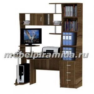 Фото Компьютерные столы Стол компьютерный угловой СК-34(Пирамида)