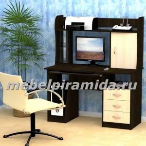 Фото Компьютерные столы Пирамида-Стол компьютерный СК-37
