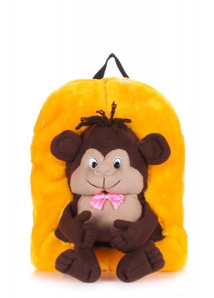 Детский рюкзак POOLPARTY с обезьяной