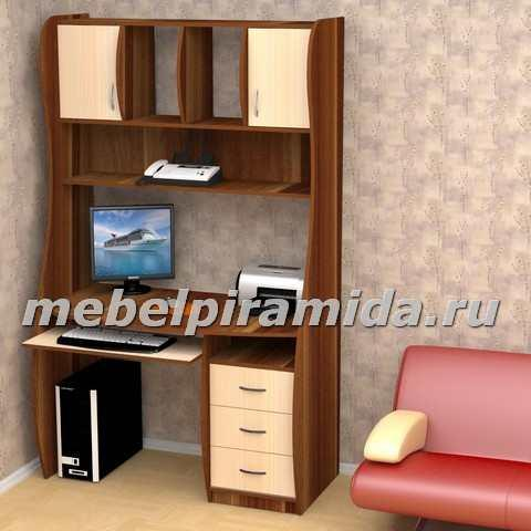 Стол компьютерный СК-40(Пирамида)