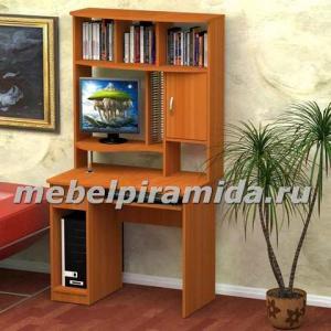 Фото Компьютерные столы Стол компьютерный СК-43(Пирамида)
