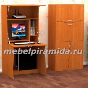 Фото Компьютерные столы Стол компьютерный СК-49(Пирамида)