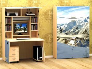 Фото Компьютерные столы Пирамида-Стол компьютерный СК-50