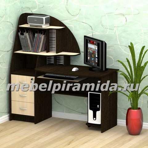 Стол компьютерный СК-52(Пирамида)
