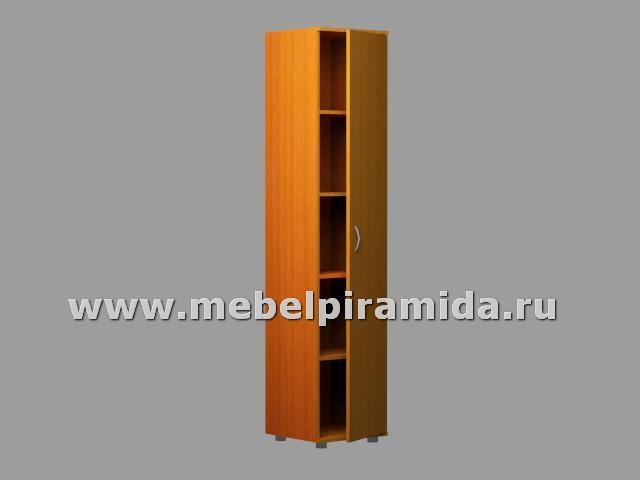 Шкаф для документов закрытый узкий А-32(Пирамида)