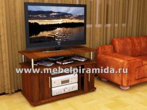Фото ТВ-тумбы Тумба телевизионная ТВ-2(Пирамида)