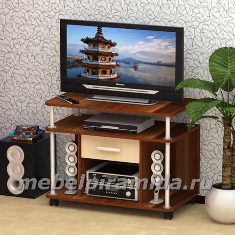 Фото ТВ-тумбы Тумба телевизионная ТВ-6(Пирамида)