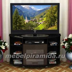 Фото ТВ-тумбы Тумба для телеаппаратуры ТВ-9(Пирамида)