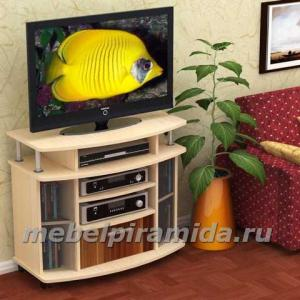 Фото ТВ-тумбы Тумба телевизионная ТВ-11(Пирамида)