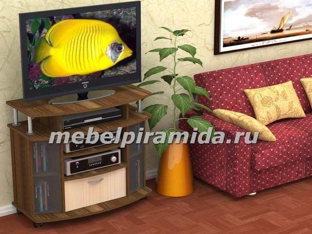 Тумба телевизионная ТВ-11(Пирамида)