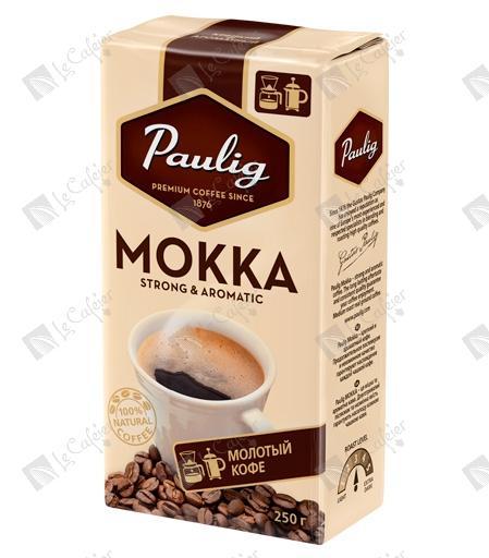 "Кофе ""Paulig"" Mokka молотый 250 г."