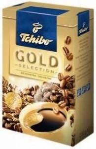 Кофе Tchibo молотый Gold Selection 250 г.