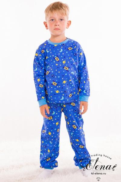 Пижама с брюками 2/1436-М