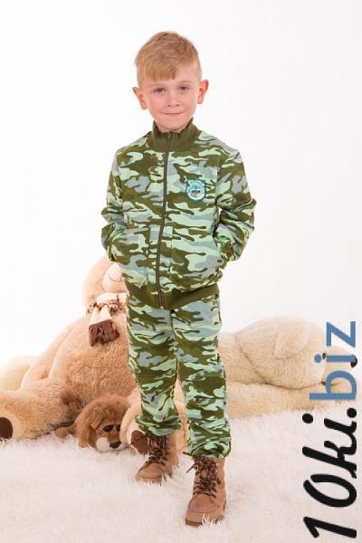 Костюм  2/1554-ВШ Спортивные костюмы детские для мальчиков в Москве