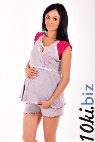 Костюм с шортами 3/15121-П Костюмы для беременных и кормящих в Москве