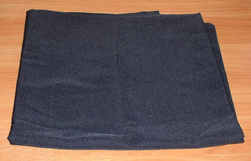 Отрез ткани: вискоза трикотажная (2,04 м2) *4794