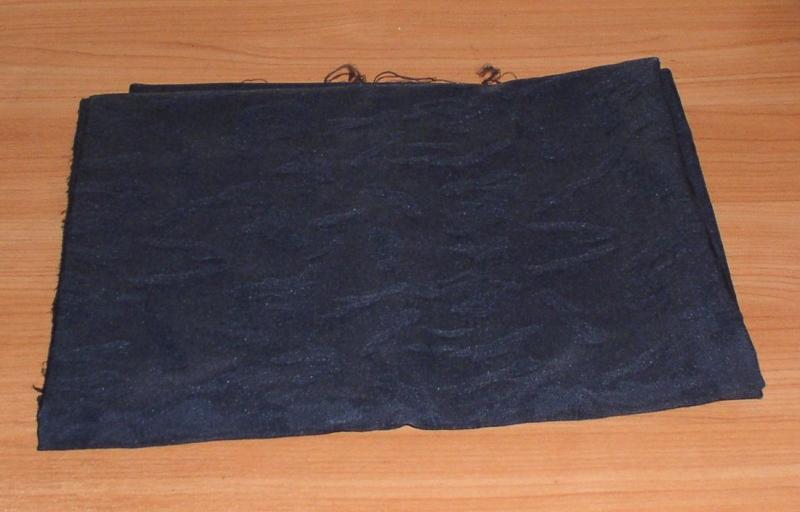 Отрез ткани: полиэстер (1,4 м2) *4795