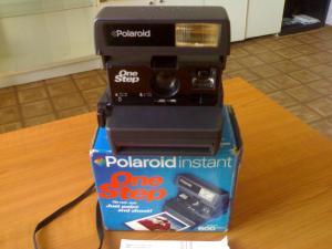 Фото ТЕХНИКА / ЭЛЕКТРОНИКА Фотоаппарат «Polaroid instant 600»