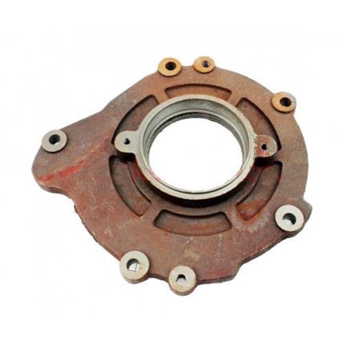 Крышка блока двигателя левая 5отв. тип №1 (R190/195)