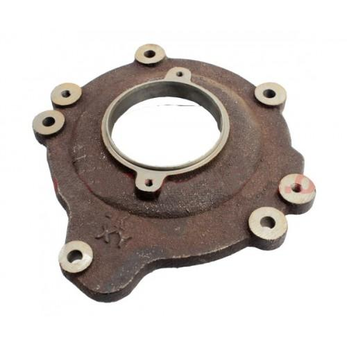 Крышка блока двигателя левая 5отв. тип №2 (R190/195)