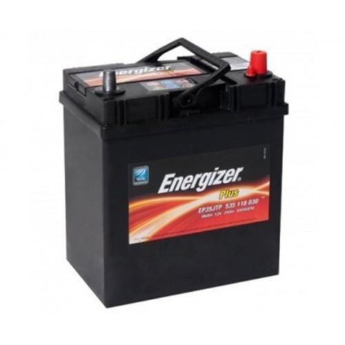 Аккумулятор 35Ah-12v Energizer Plus (R190)