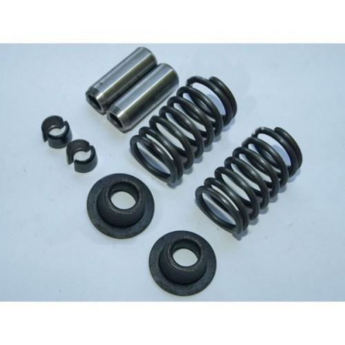 Клапанный механизм на 2 клапана (R190)