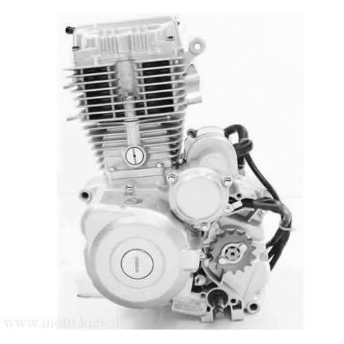 Двигатель на мотоцикл 150 кубов