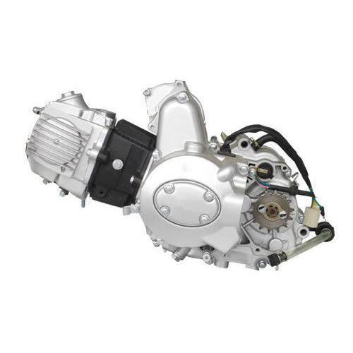 Двигатель на мопед 110 кубов