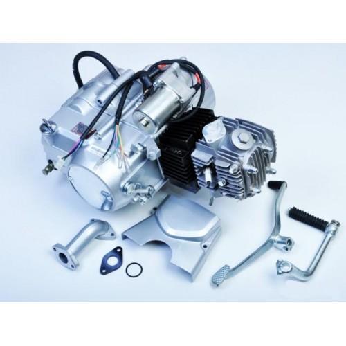 Двигатель на мопед 110 кубов (механика)