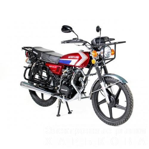 Mysstang скутер MT125-9 125 см3 - Мотоциклы, мотороллеры, скутеры, мопеды на рынке Барабашова