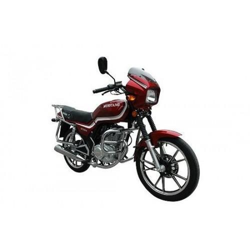 Фото Мопеды, Мотоциклы, Трициклы, Скутера, Квадроциклы. Mysstang мотоцикл МТ150-5 (suzuki) 150 см3