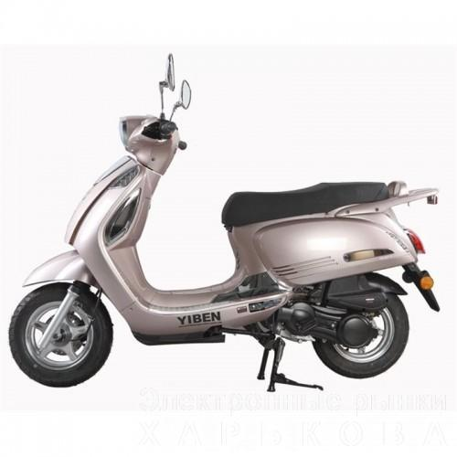 Yiben скутер YB125T-12 125 см3 - Мотоциклы, мотороллеры, скутеры, мопеды на рынке Барабашова