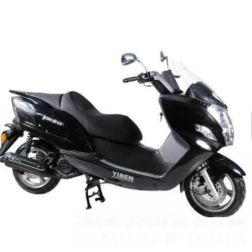 Yiben скутер YB150T - 30 150 см3