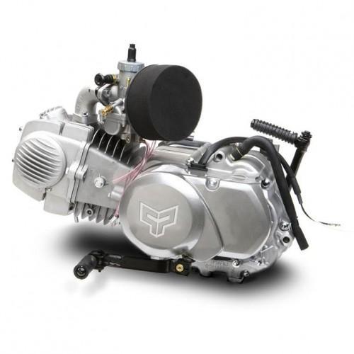 Двигатель на мопед 125 кубов