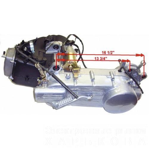 Двигатель на скутер 150 кубов